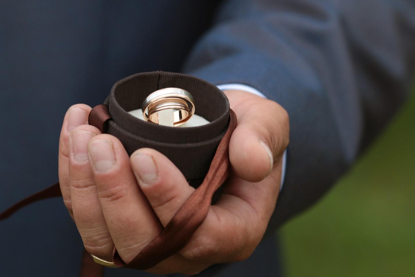 Tungsten jewelry men