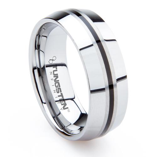 breakaway wedding band mini bridal With breakaway wedding ring