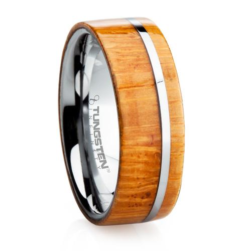 Mens Tungsten Online Bamboo