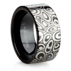 designed tungsten ring